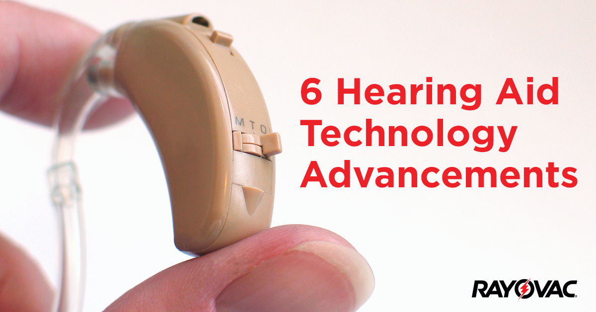 Hearing aids have greatly improved in the last 30 years